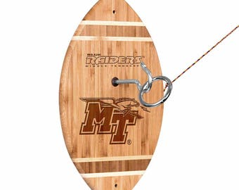 Middle Tennessee State University Blue Raiders Tiki Toss