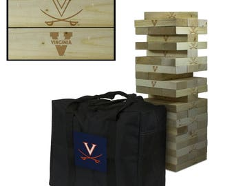 Virginia Cavaliers Victory Towers