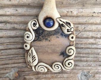 Lapis Lazuli & Picasso Marble
