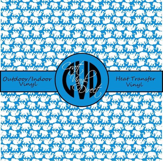 Beautiful Patterned Vinyl // Patterned / Printed Vinyl // Outdoor and Heat Transfer Vinyl // Pattern 147