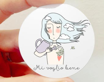 "Brooch ""I love You"""