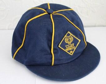 Vintage Cub Scout Cap