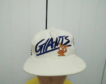 Rare Vintage YOMIURI GIANT Fan Club Big Logo Embroidered Spell Out Cap Hat Free size fit all