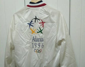 Rare Vintage OLYMPIC ATLANTA 96 Jacket