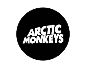 IRON ON PATCH Arctic Monkeys Fans Vinyl Album New Fanwork