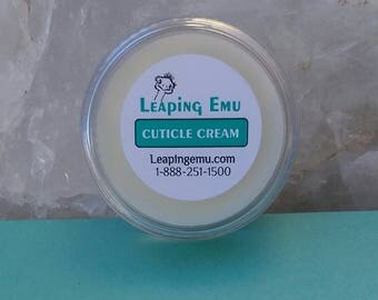 Cuticle Cream with Emu oil