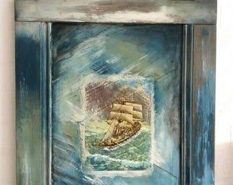 Sea Picture, Ship Picture