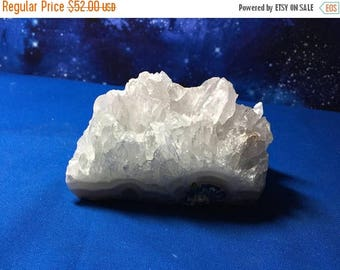 HOT SALE HUGE Crystal Clear Quartz Geode Cluster