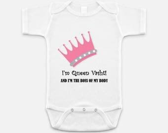 Queen Vashti - Boss of My Body