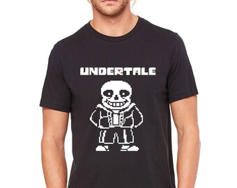 Undertale  Anime adult shirt, cosplay, anime shirt, anime fan, gamer