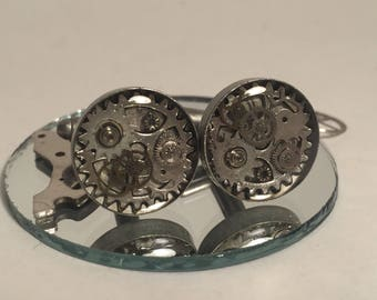 16mm Steampunk Cuff Links