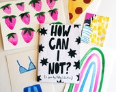 How Can I Not? - Zine Pack