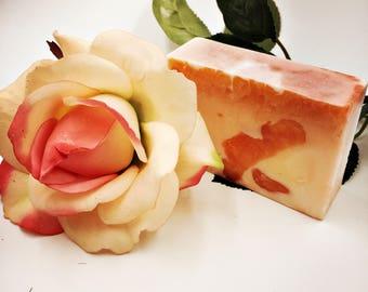 Pearberry Glycerin Handmade Soap