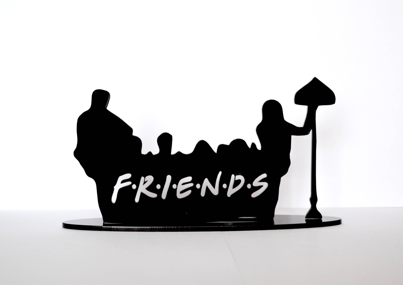 Images of Friends Tv Show Logo - #rock-cafe