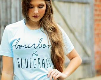 Kentucky Shirt / Bourbon Shirt / University of Kentucky / Bluegrass State / Bourbon Gift / Kentucky State / Kentucky Gift / Kentucky Gifl