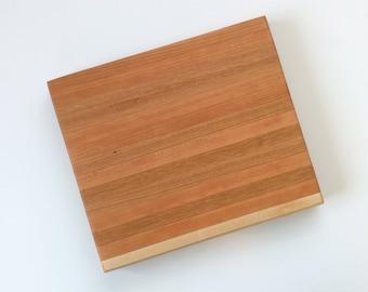 Hickory Cherry Cutting Board