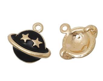 Enamel Charm Jewelry Making Pentant Bracelet Making