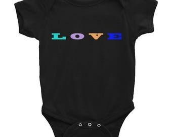 CSP love Infant Bodysuit
