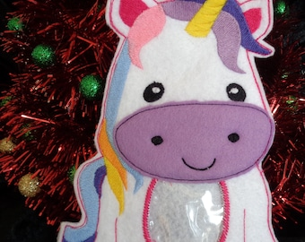 Unicorn Hanging Treat Bag