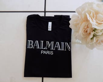 Balmain T-shirt black
