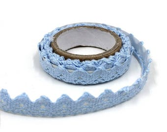Ribbon lace sticker 1.80 m 1.5 cm wide
