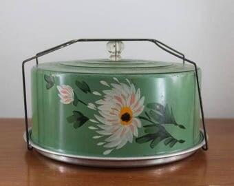 Sage Cake Carrier
