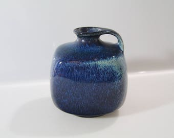 Stunning vase by Gräflich Ortenburg'sche West German Pottery, WGP Fat Lava