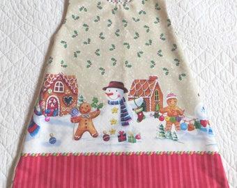 Christmas tunic dress 18/24 months girl
