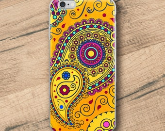 African Style No3, iPhone Case