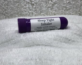 Sleep Tight Inhaler