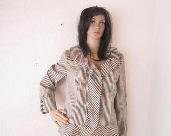 Vintage Blazer jacket lightweight jacket Blazer 44/L valance