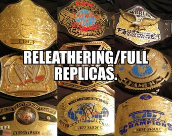 Wrestling Championship Releather
