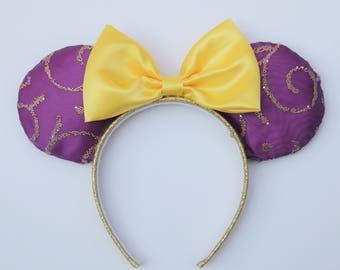 Rapunzel Inspired Ears