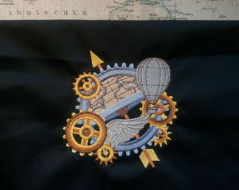 Steampunk Inspired Apron