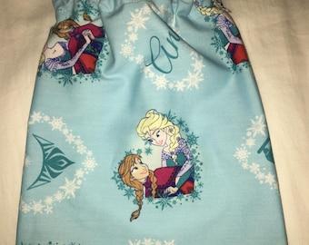 Disney Pin Trading Bag (Frozen)