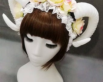 Princess Demon Headdress