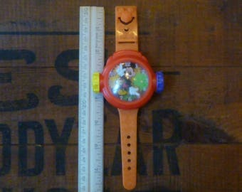 Toy Mickey Mouse Watch/Noise Maker