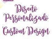 Cosas de Llü Business Cards Design