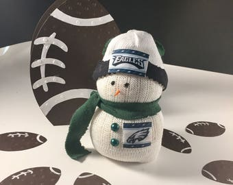 Philadelphia Eagles,Snowman,Philadelphia Eagles clothing,NFL,Eagles,Eagles decor,Gift for Eagles fan,Eagles fan gift,Eagles accessory,Eagles