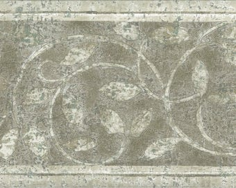 Vintage Wallpaper Border 76178 ZN