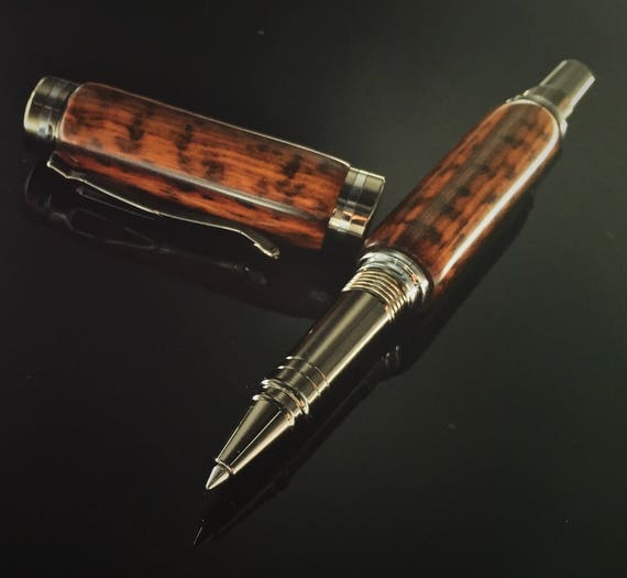 Snakewood Fountain Pen