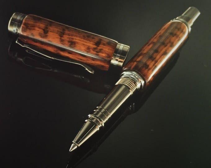 Snakewood Fountain Pen