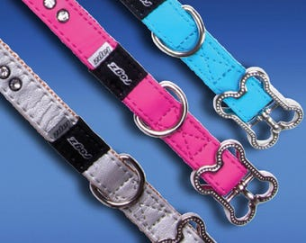 ROGZ LUNA Dog Collar / Leash set