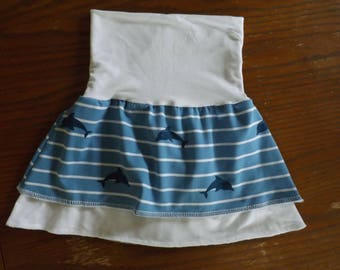Scalable skirt from 6-36 months