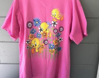 Tweety Bird shirt sz Xl