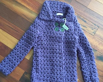 Girl's Spring/Fall Sweater