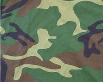 CAMO Weighted Blanket Quilt Throw Adult Child Baby Toddler Gift camouflage