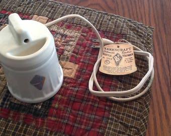 Vintage Hankscraft Bottle Warmer/Vaporizer