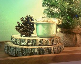 Christmas Tree (Wood wick)