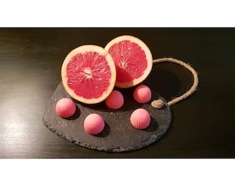 Pack of 4 Grapefruit Natural Soy Wax Melts